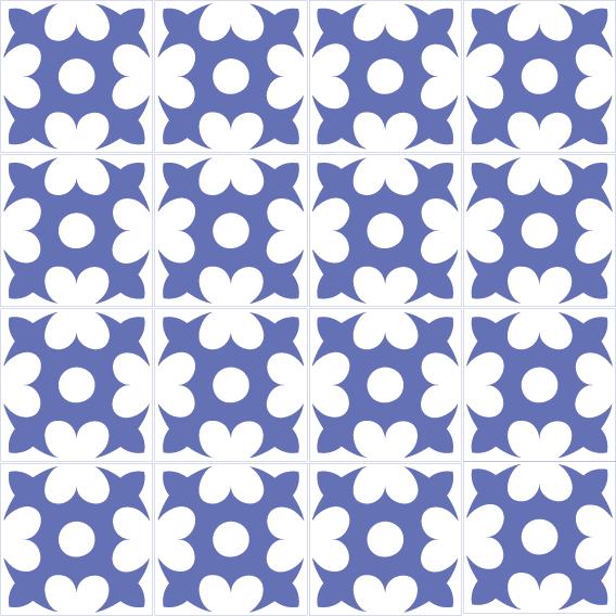azulejos 051 6670B4