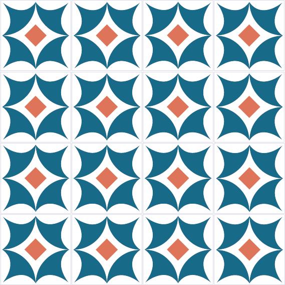 azulejos 129 066A87