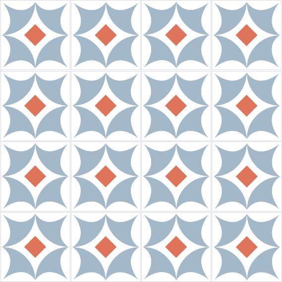 azulejos 129 DC7458
