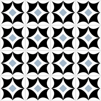 azulejos 129 blue
