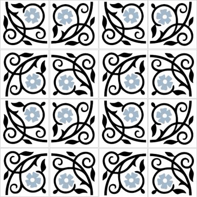 azulejos 095 multi