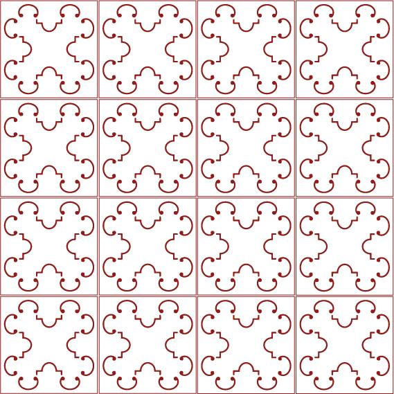 azulejos 162 8F191C