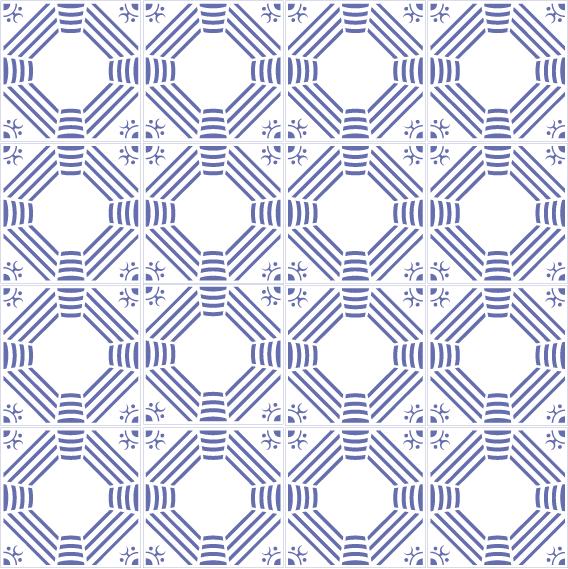 azulejos 175 6670B4