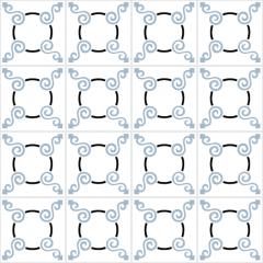 azulejos 115 black
