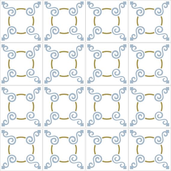 azulejos 115 multi f