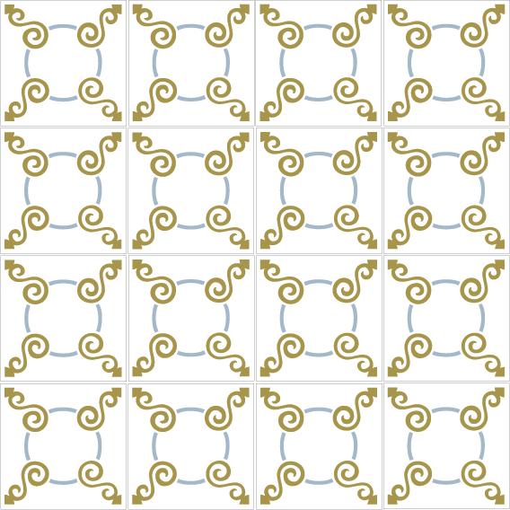 azulejos 115 g