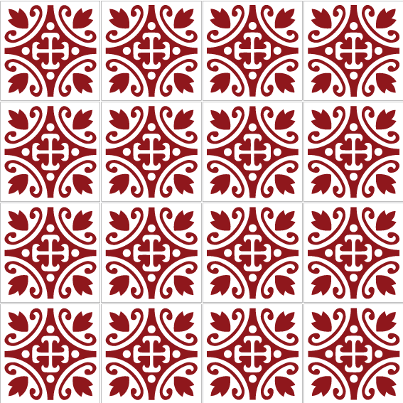 azulejos 182 8F191C