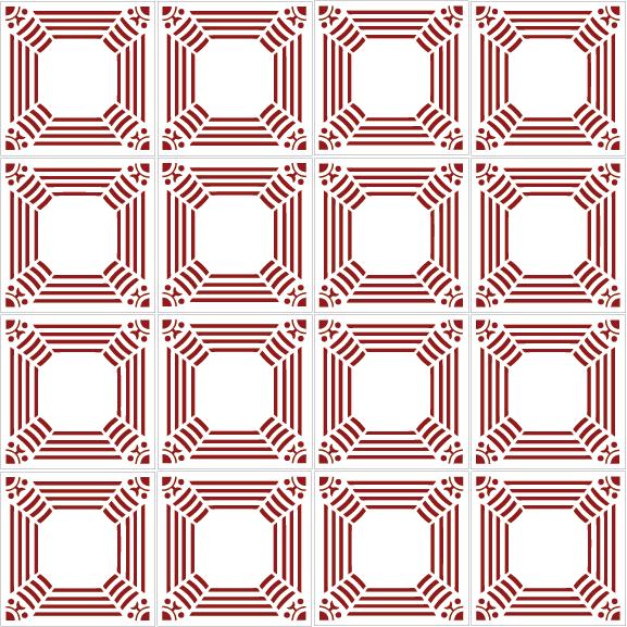azulejos 170 8F191C