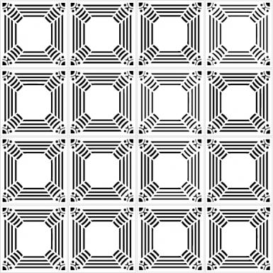 azulejos 170 black