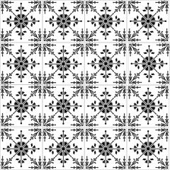 azulejos 008 black multi