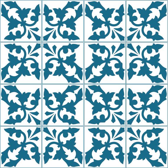 azulejos 009 multi 066A88