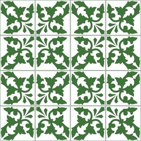 azulejos 009 multi 3E7337