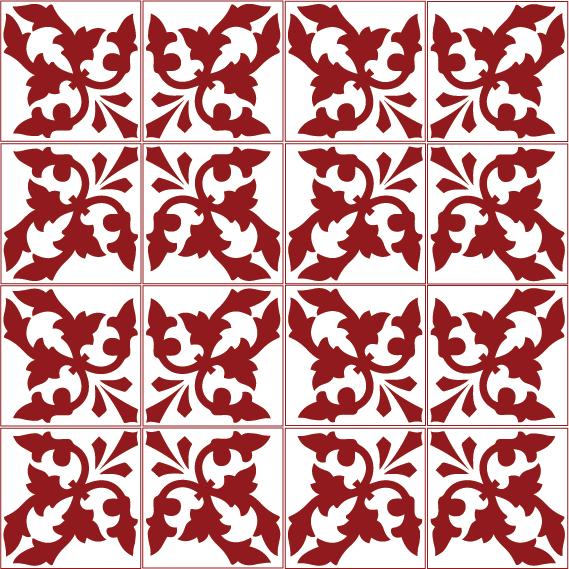 azulejos 009 multi 8F191C