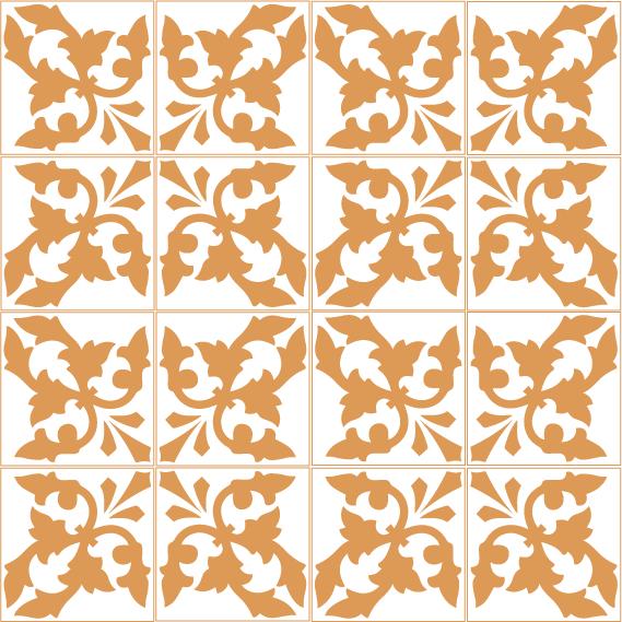 azulejos 009 multi DC9956