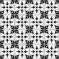 azulejos 010 multi black