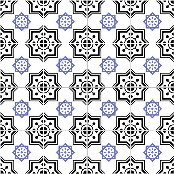 azulejos 015 6670B4