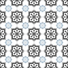 azulejos 015 multi black