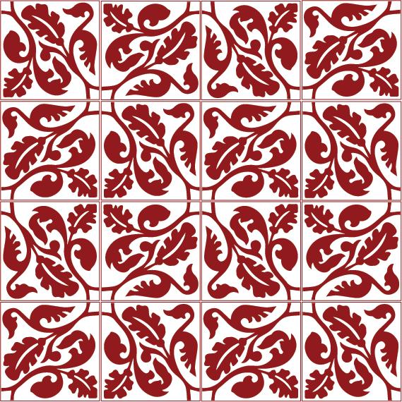 azulejos 041 multi 8F191C