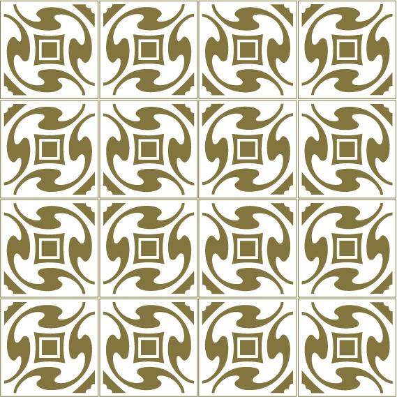 azulejos 042 multi 82753D