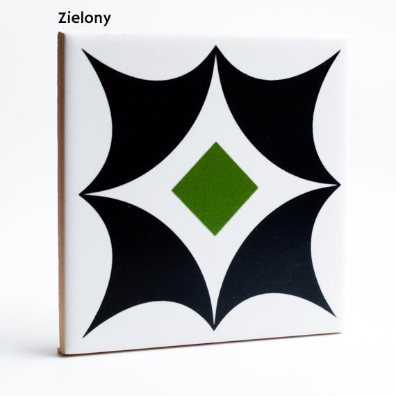 02.. zielony JumaTile kolory płytek