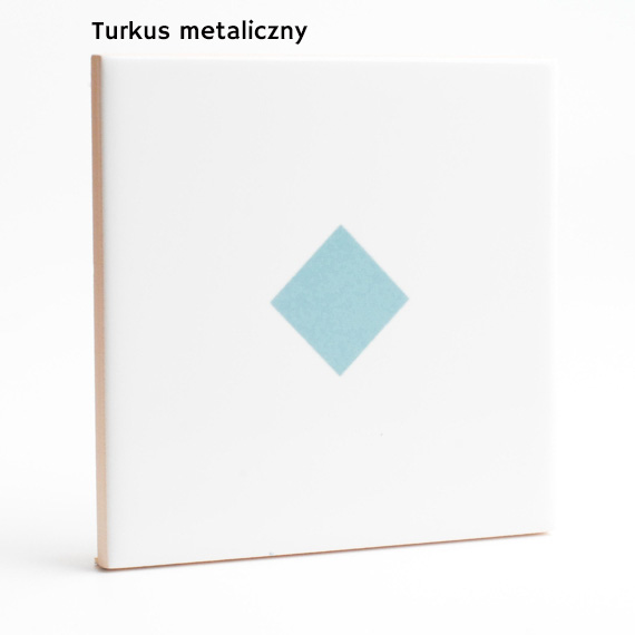 12.. turkus metalik JumaTile kolory płytek