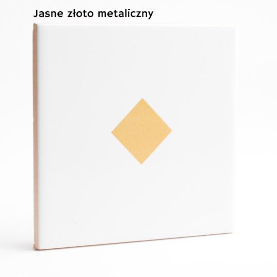 13.. jasne złoto metalik JumaTile kolory płytek