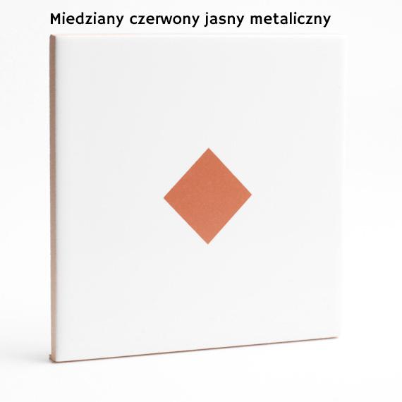18.. rdzawy miedziany metalik JumaTile kolory płytek