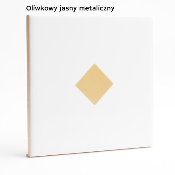 19.. jasna oliwka metalik JumaTile kolory płytek