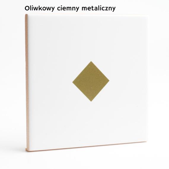 21.. ciemna oliwka metalik JumaTile kolory płytek
