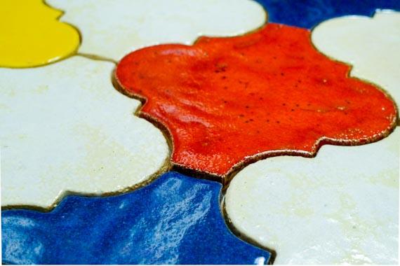 JumaTile płytki arabeska kolorowe-3