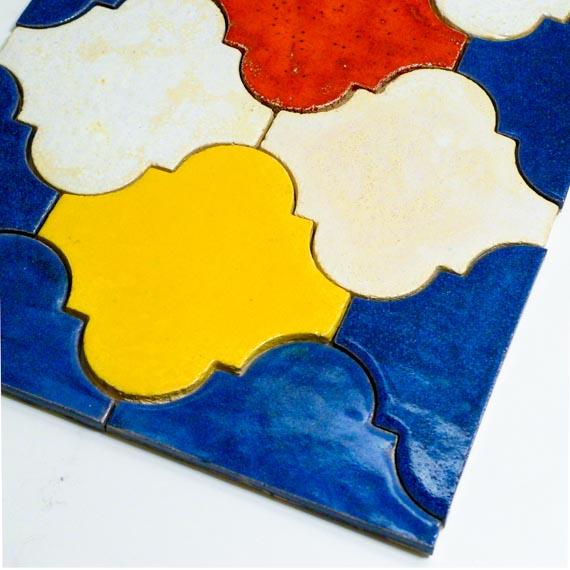 JumaTile płytki arabeska kolorowe-5