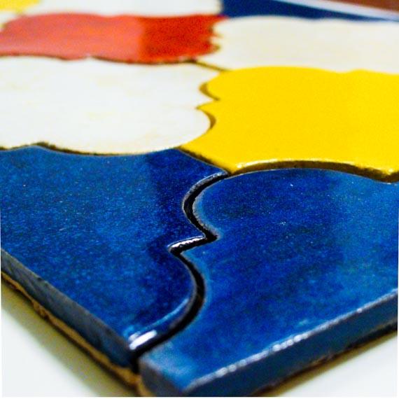 JumaTile płytki arabeska kolorowe-7