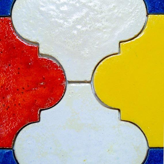 JumaTile płytki arabeska kolorowe-8