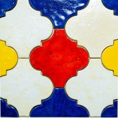 JumaTile płytki arabeska kolorowe-9