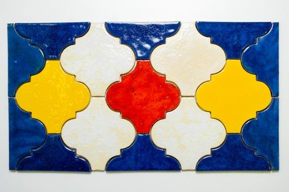 JumaTile płytki arabeska kolorowe