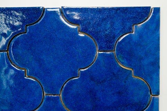 JumaTile płytki arabeska niebieska-2