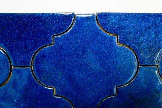 JumaTile płytki arabeska niebieska-5