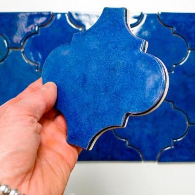 JumaTile płytki arabeska niebieska-6